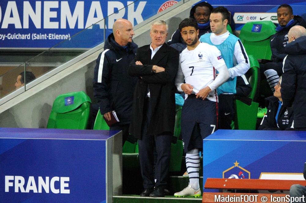 Nabil Fekir ne fait pas de son retour en Bleu une priorité.