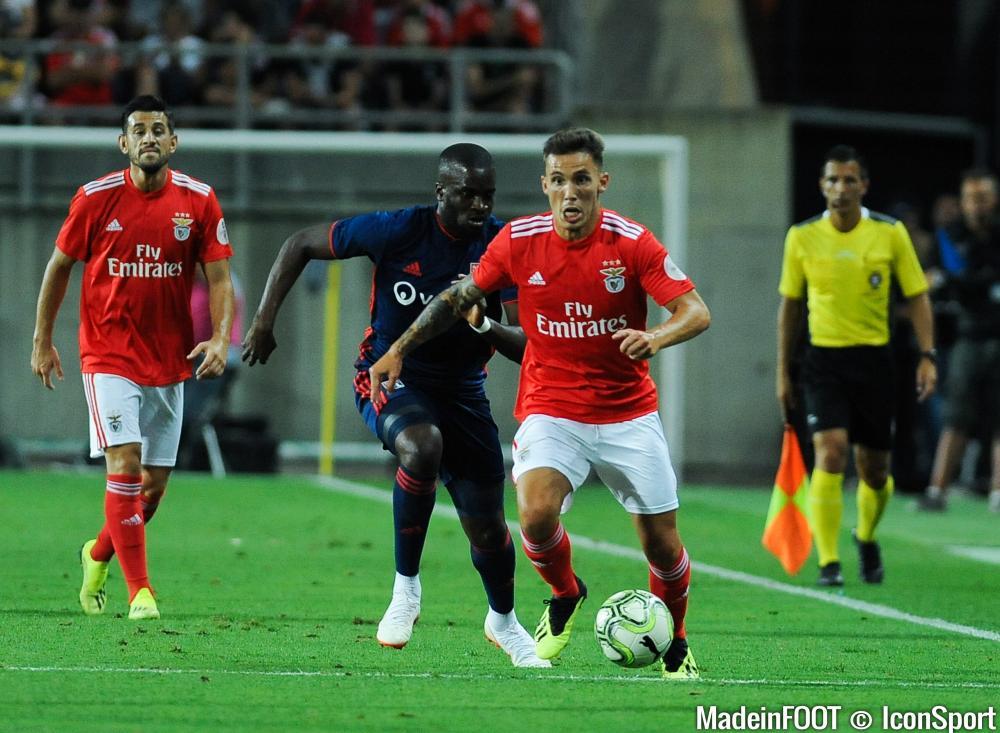 Ndombélé et l'OL ont empoché trois points face au Benfica Lisbonne.