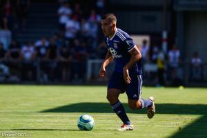 Rayan Cherki est sous contrat avec l'OL jusqu'en 2022.