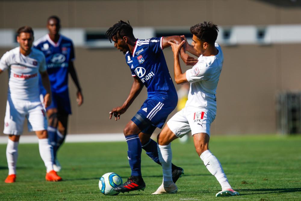 Thiago Mendes fait partie des nouveaux cadres de l'OL.