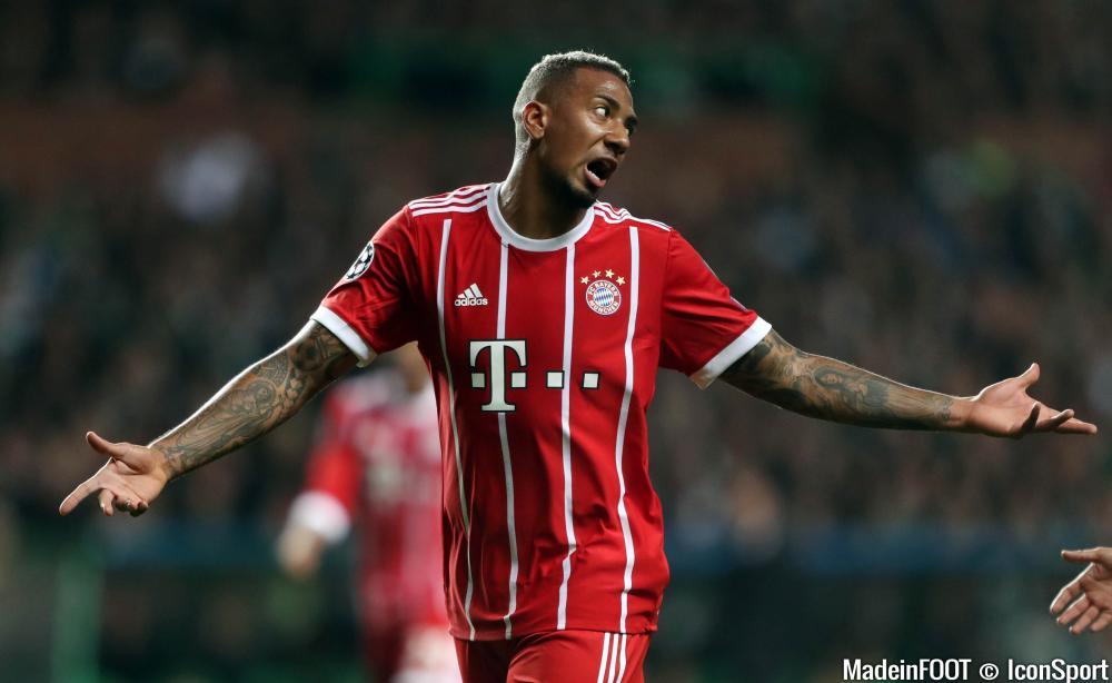 Boateng avec le Bayern