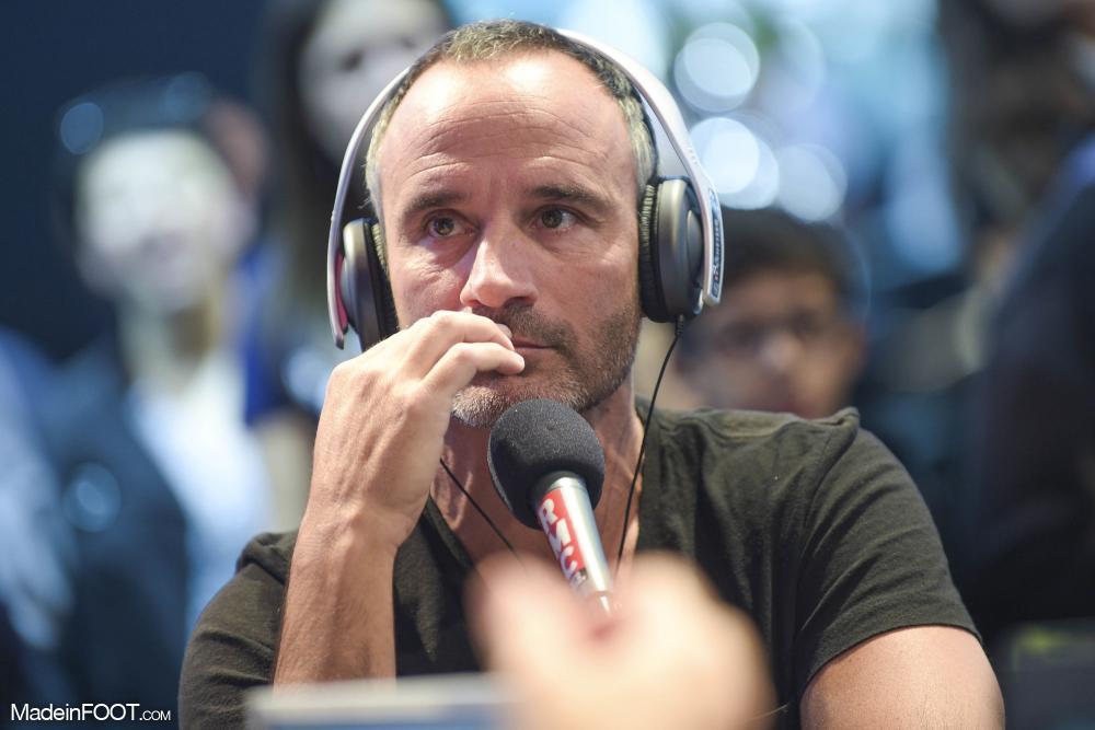 Eric Di Meco, le consultant de RMC Sports.