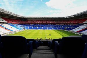 Groupama Stadium, stade de l'OL