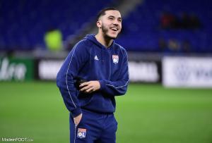 Hier soir face à Monaco, Rayan Cherki a inscrit son quatrième but de la saison