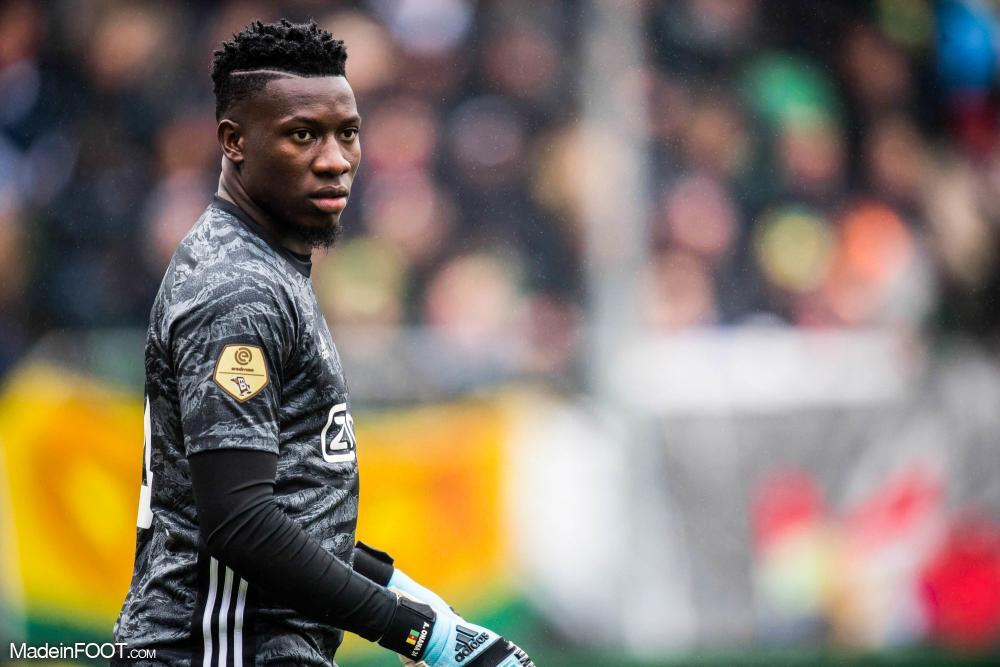 Andre Onana confirme des contacts avec Lyon et Nice