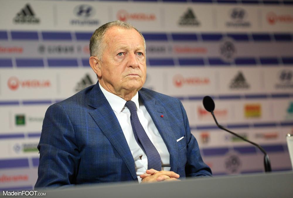 Jean-Michel Aulas est membre du board de l'ECA (Association européenne des clubs)