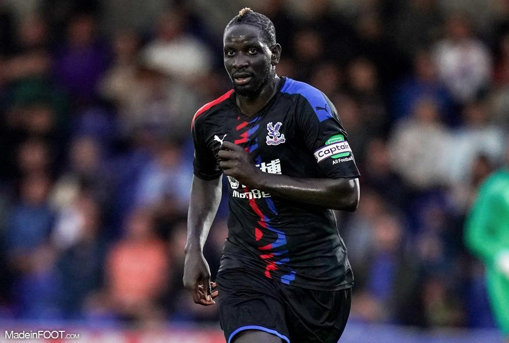 Mamadou Sakho, le défenseur central de Crystal Palace.