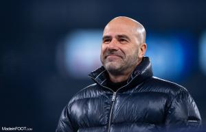 Peter Bosz, le nouvel entraîneur de l'Olympique Lyonnais.