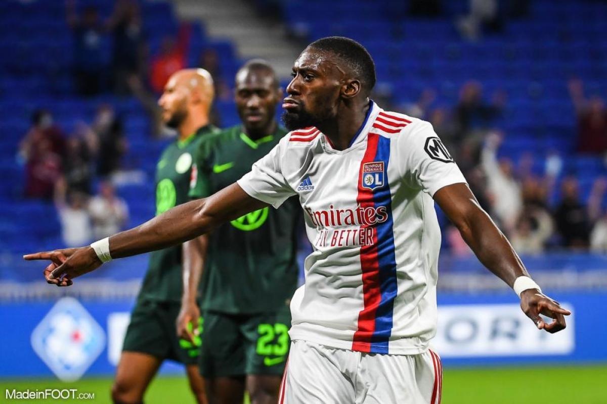 Karl Toko Ekambi a marqué en sélection avec le Cameroun