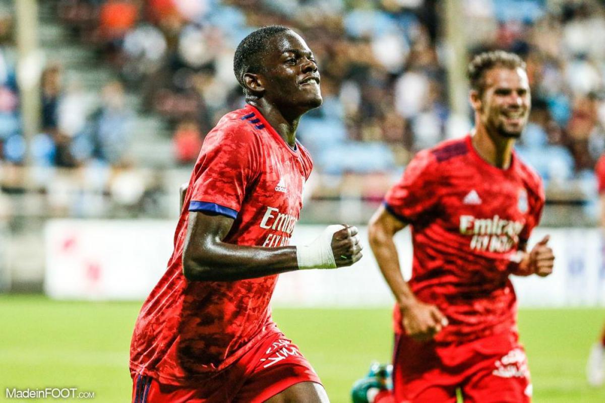 L'équipe de France U20 a fait match nul avec la Tunisie ce jeudi soir