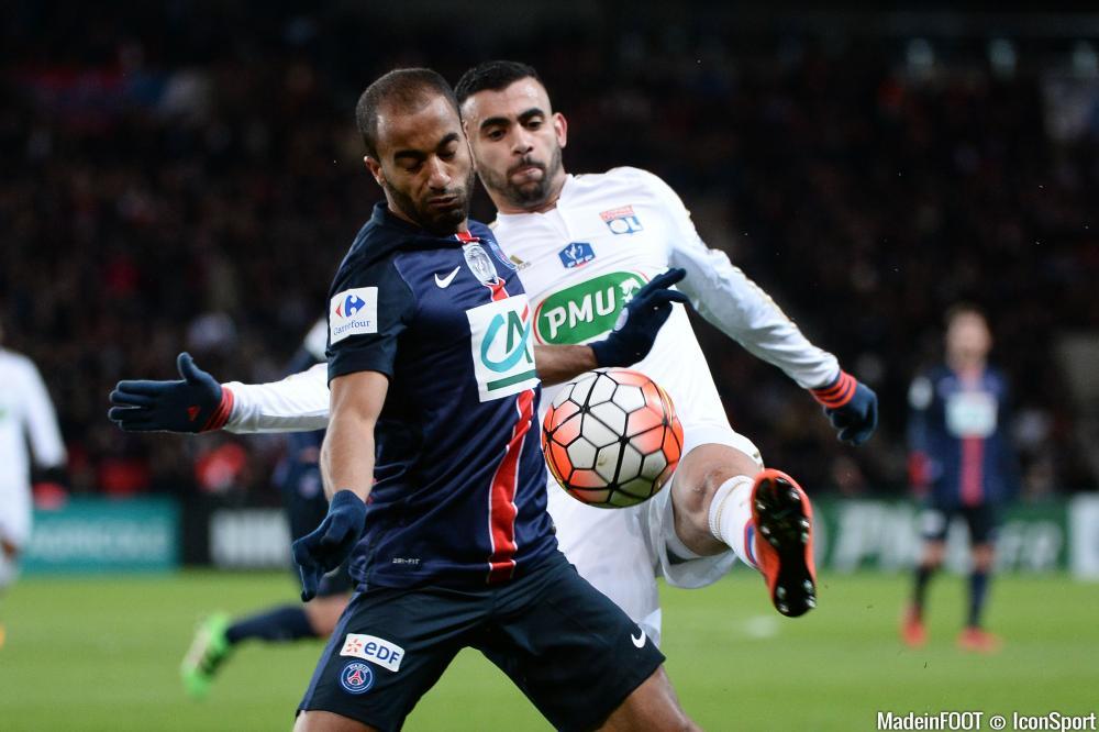 Rachid Ghezzal arrive en fin de contrat dans huit mois.