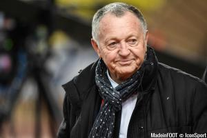 Jean-Michel Aulas est catégorique : l'OL sera encore meilleur l'an prochain.