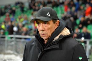 Jean-Louis Gasset, en poste à Bordeaux depuis le 10 août dernier.