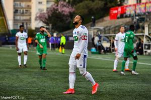 Lyon a éliminé le Red Star en 8èmes