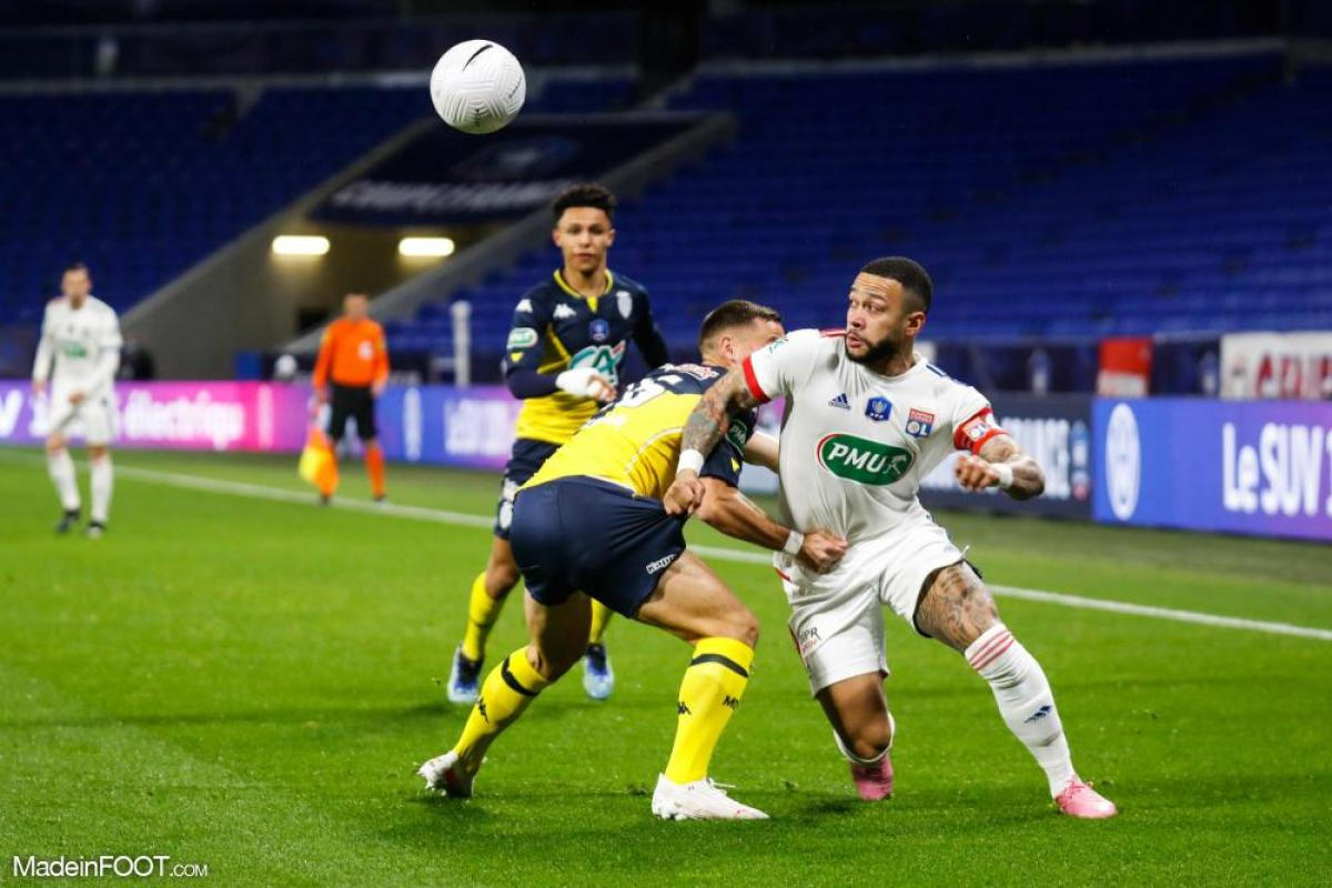 Coupe de France - L'OL méritait mieux mais s'incline face à Monaco dans un match bouillant (résumé et notes)