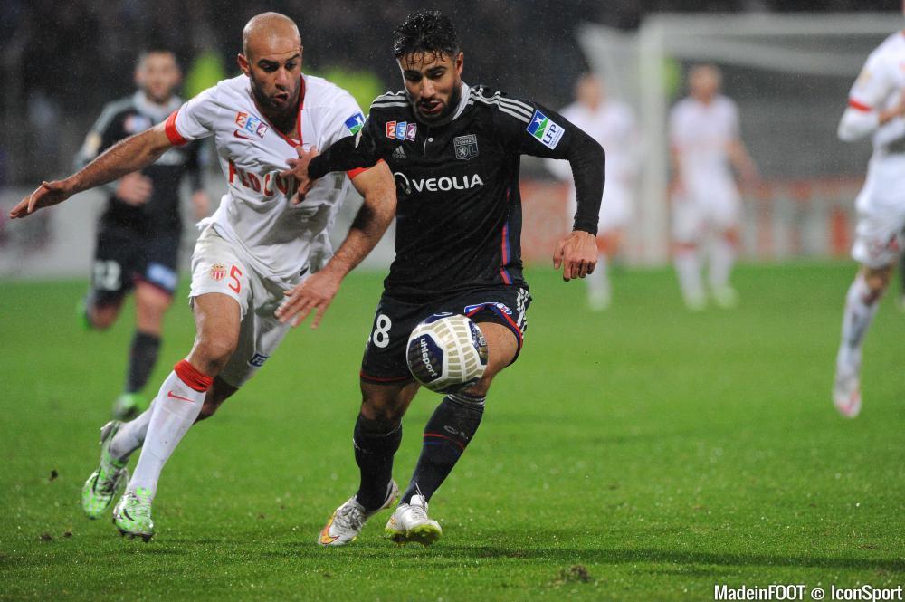 Le dernier affrontement entre l'OL et l'ASM avait tourné à l'avantage des Monégasques en Coupe de la Ligue