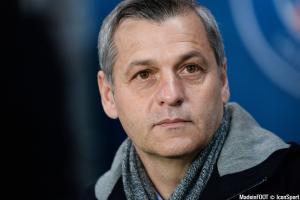 Bruno Genesio, l'entraîneur lyonnais