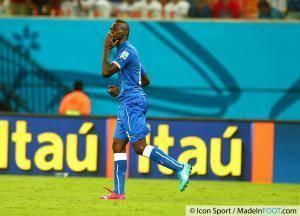 Mario Balotelli a quitté Liverpool pour s'engager avec Nice, mercredi soir