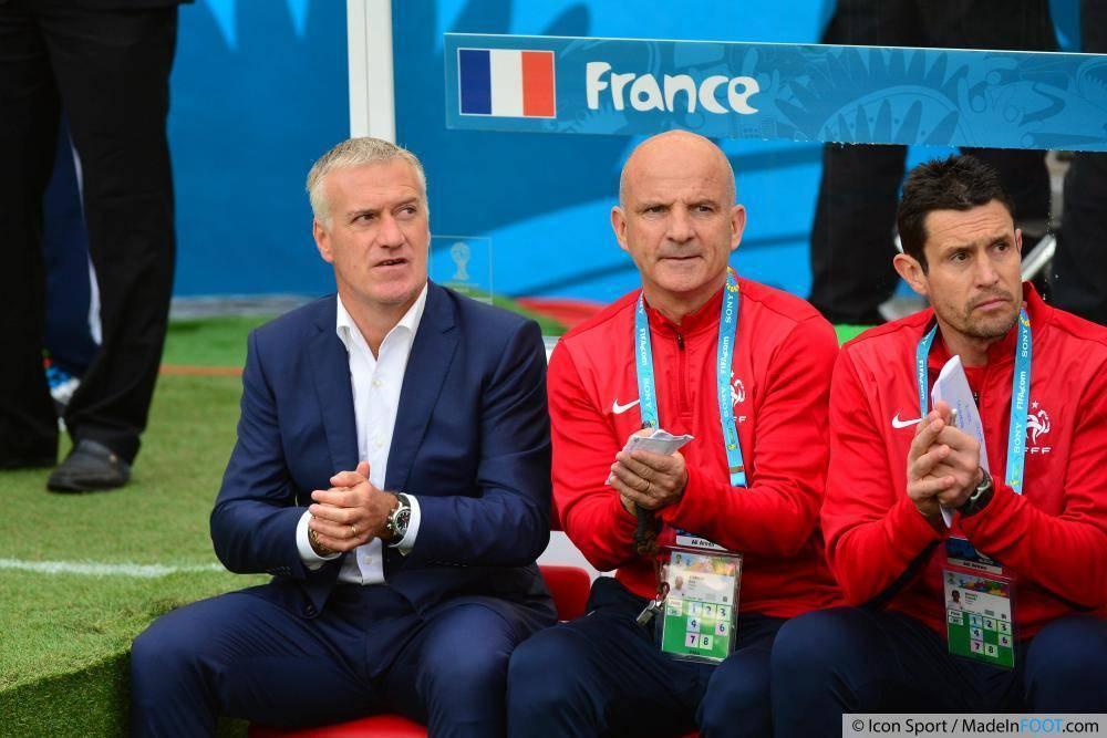 Didier Deschamps va communiquer sa liste pour les matchs face au Portugal et en Arménie