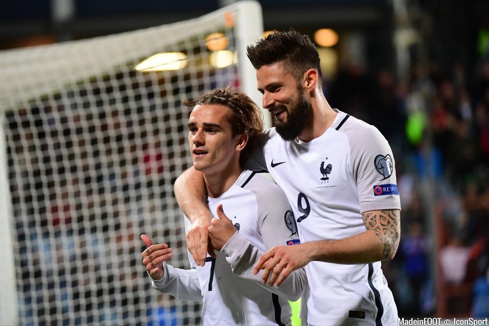 Martins-Pereira devra défendre face au duo Griezmann-Giroud
