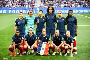 Les compos probables de France - Brésil.