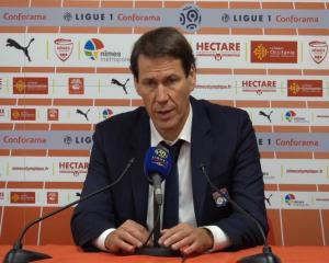 Garcia a évoqué le match face à Leipzig.