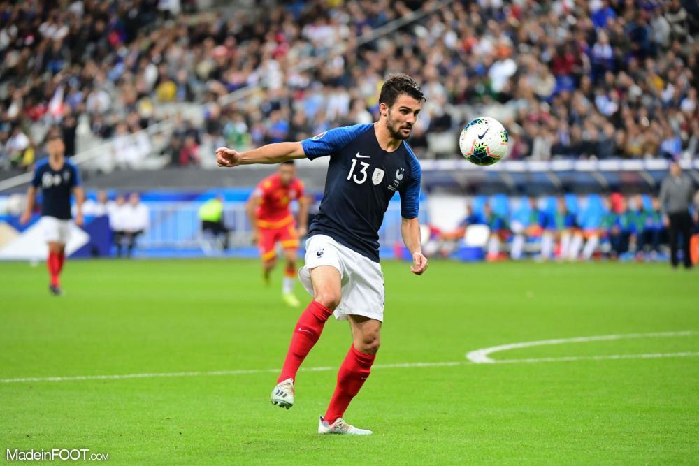 La France s'impose face à l'Allemagne