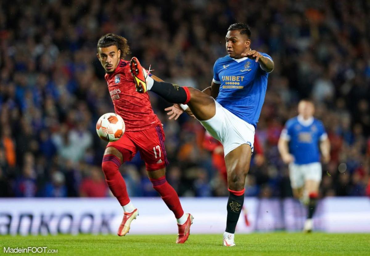 L'Olympique Lyonnais s'est imposé face aux Glasgow Rangers (0-2), ce jeudi soir en Ligue Europa.