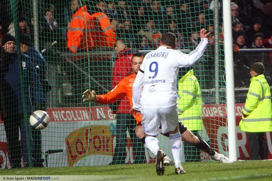 Lisandro a inscrit un doublé à Montpellier (1-2)