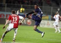 Deme NDIAYE - 26.02.2011 - Arles Avignon / Brest - 25e journee de Ligue 1