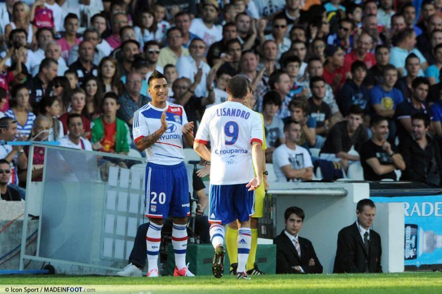 Lisandro intéresse l'Inter Milan