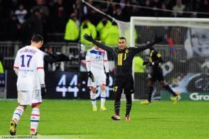 Joie Dimitri PAYET - 10.02.2013 - Lyon / Lille - 26eme journee de Ligue 1 -