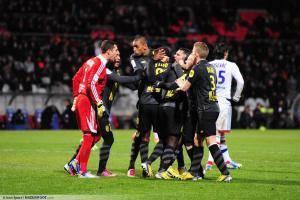 Remy VERCOUTRE / Joie Lille - 10.02.2013 - Lyon / Lille - 26eme journee de Ligue 1 -