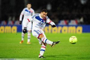 Steed MALBRANQUE - 10.02.2013 - Lyon / Lille - 26eme journee de Ligue 1 -