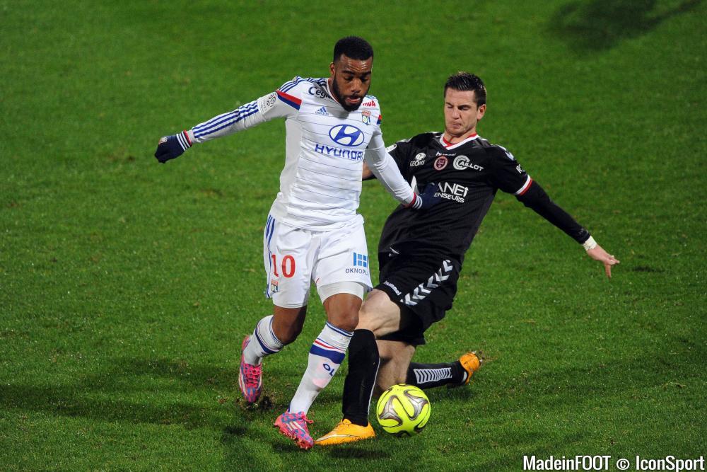 Les compos officielles du match entre l'OL et le Stade de Reims.