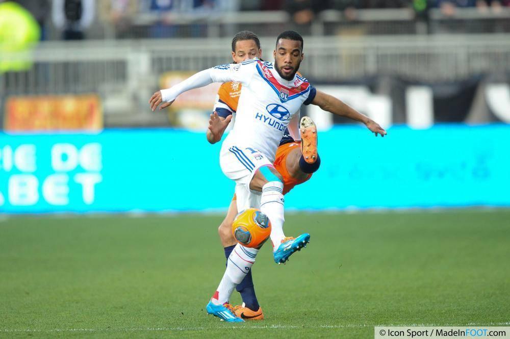 Lacazette envisage de rempiler à l'Olympique Lyonnais