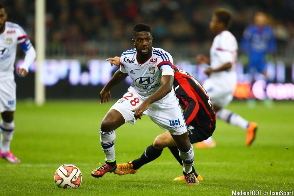 L'Olympique Lyonnais a pris le meilleur sur l'OGC Nice, ce samedi soir