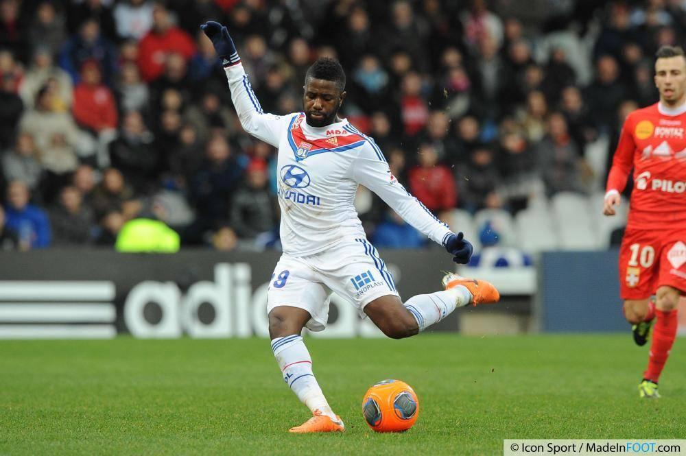 Mvuemba pourrait quitter l'Olympique Lyonnais au terme de la saison