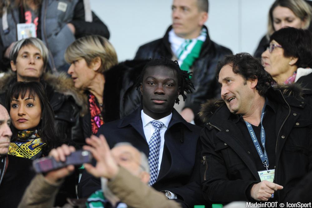 Gomis ne devrait pas revenir jouer à Saint-Etienne...