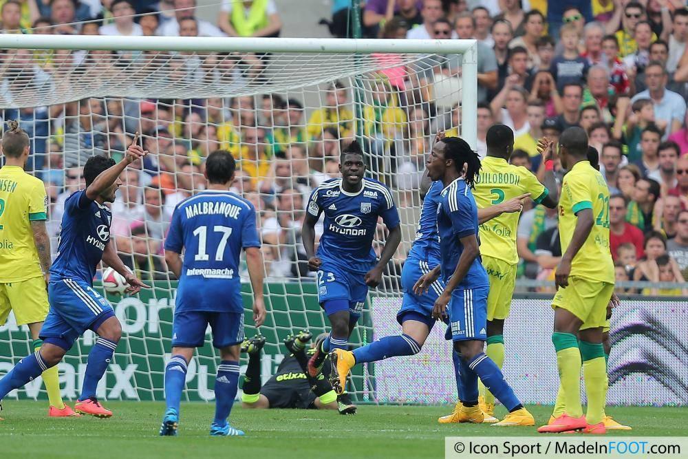 Bakary Koné devrait jouer son premier match de la saison ce soir à Nantes !