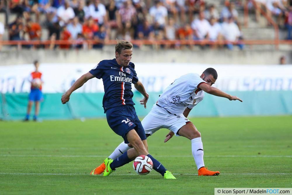 Chantôme va quitter le Paris Saint-Germain au terme de la saison 2014-2015