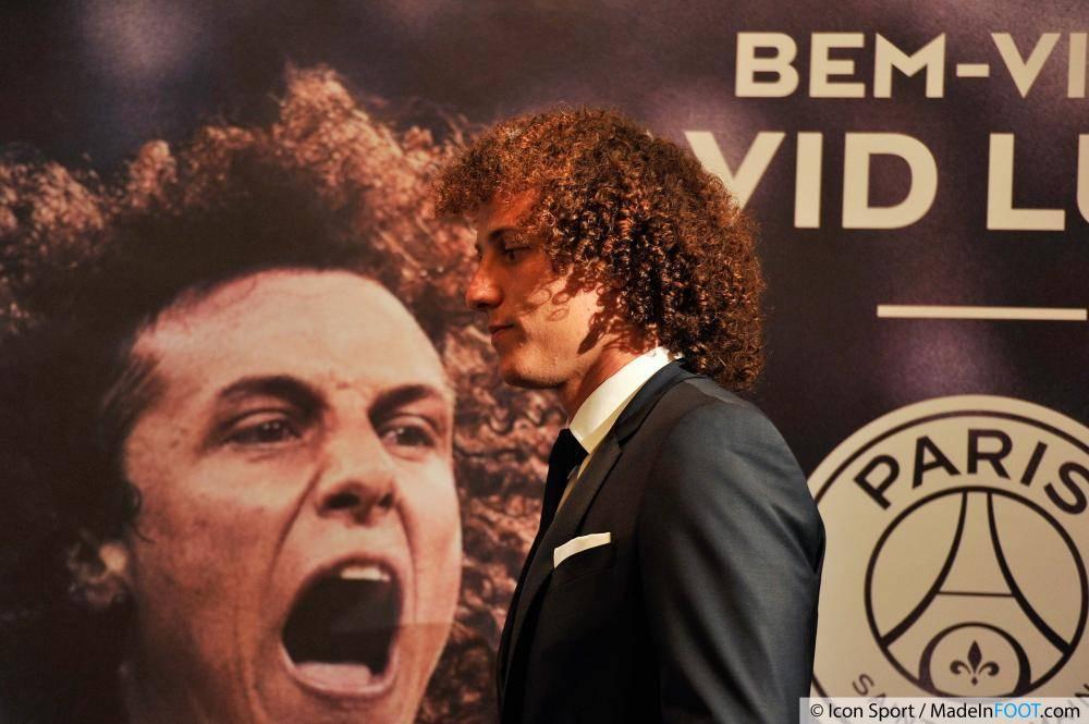 David Luiz devrait déclarer forfait pour le déplacement à Rennes
