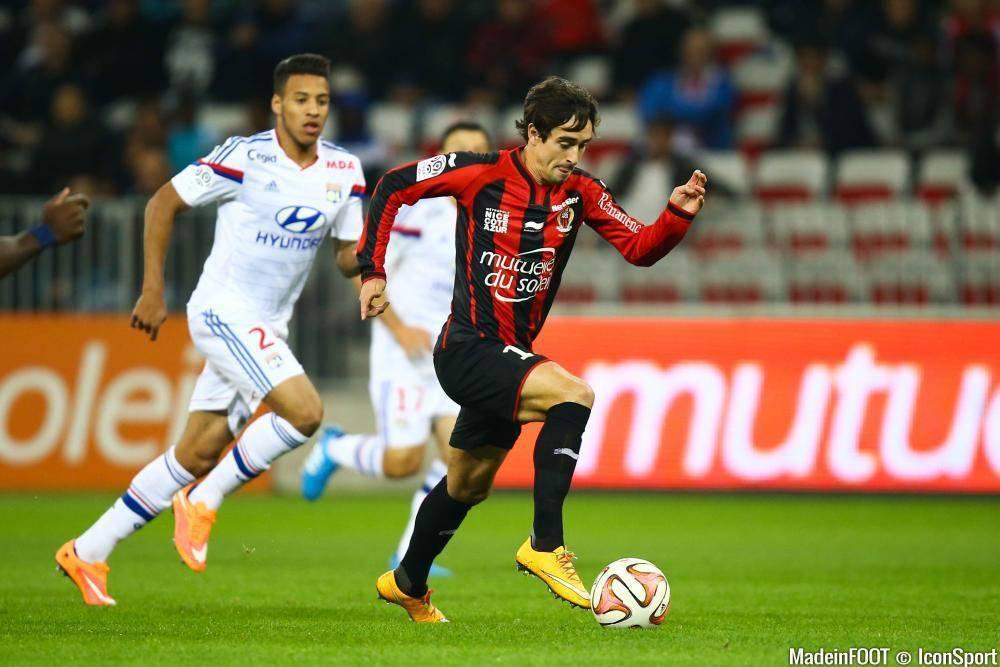 Les notes de la rencontre entre l'OGC Nice et l'Olympique Lyonnais