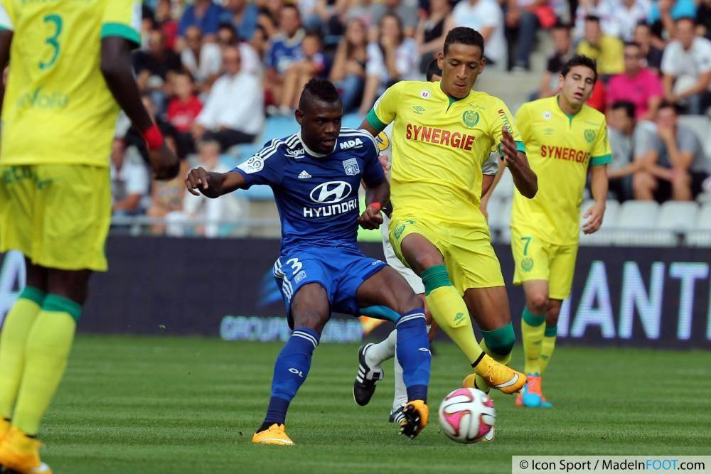 Bedimo est sous contrat avec l'Olympique Lyonnais jusqu'en 2016