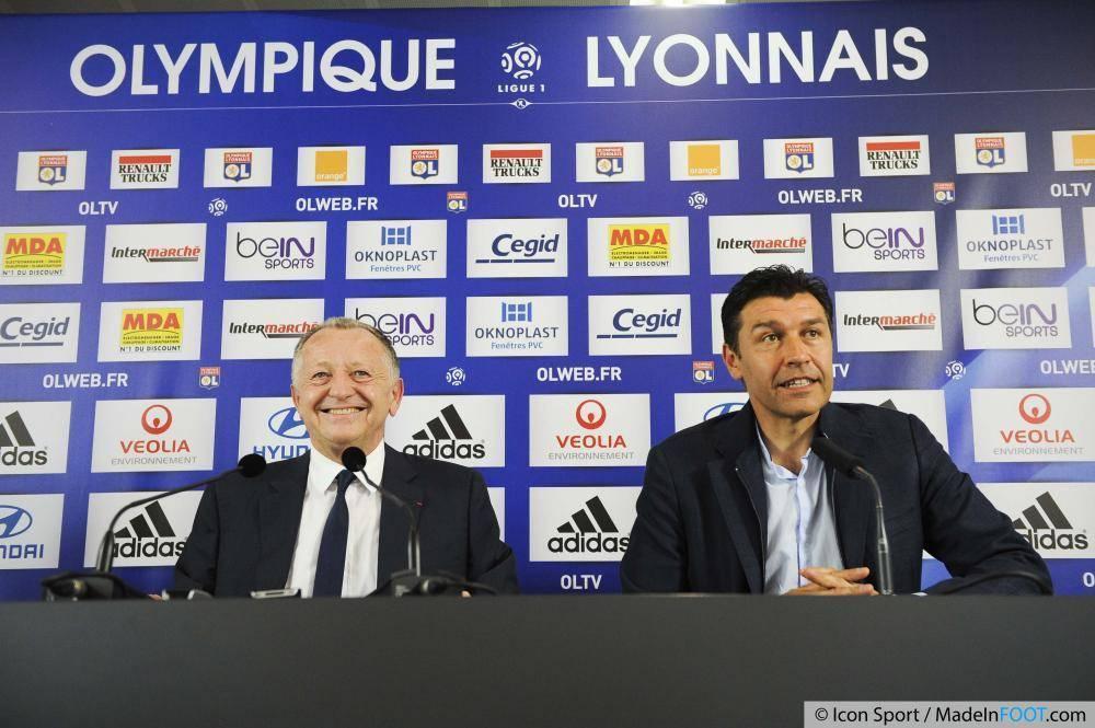 Jean-Michel Aulas et Hubert Fournier auraient déjà convaincu le joueur de signer.