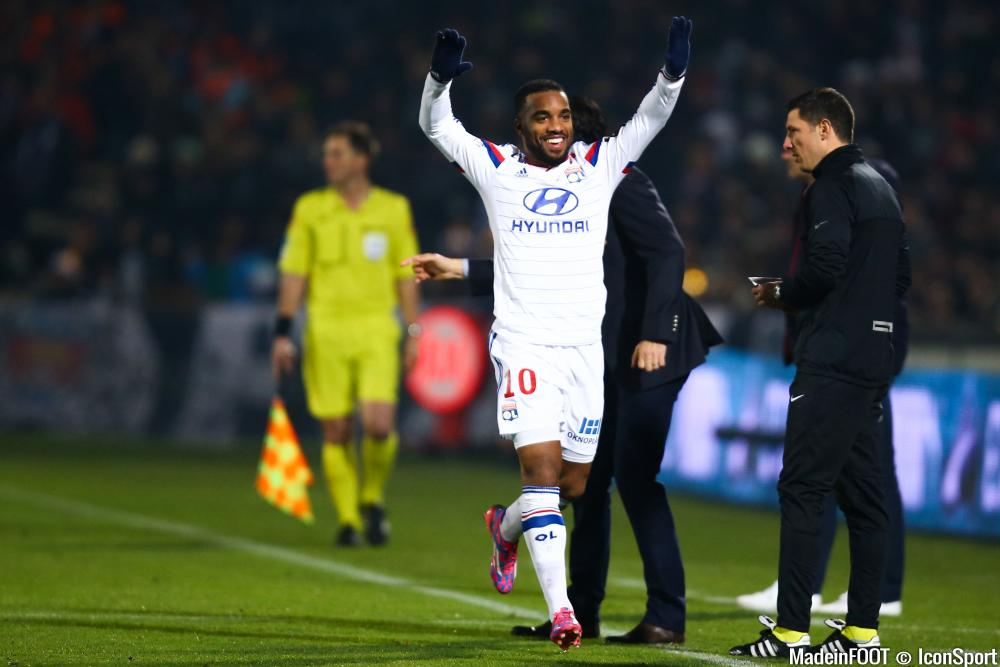 Lacazette pourrait-il être le joueur le plus convoité de Ligue 1 cet été ?