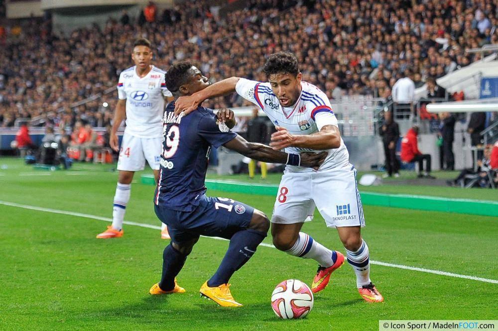 Le PSG établit le contact avec Fekir !