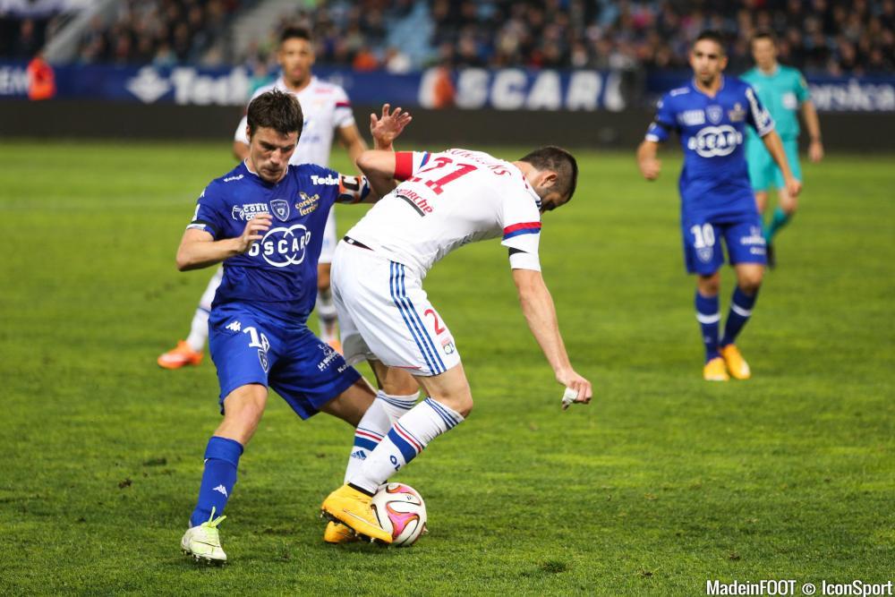 Les compos probables du match entre Lyon et Bastia.