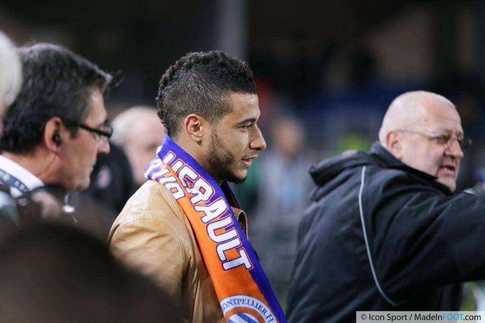 Younès Belhanda a été prêté à Schalke jusqu'à la fin de la saison