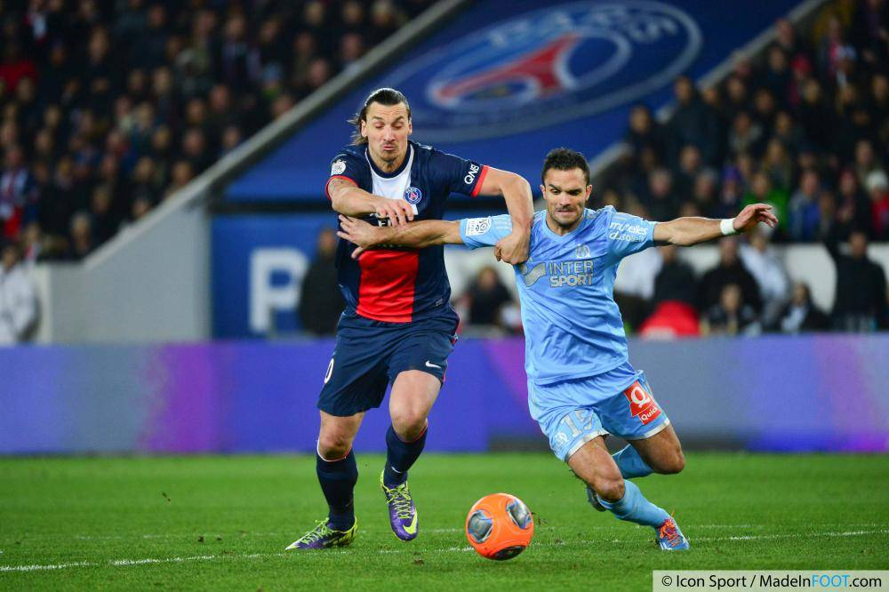 Ibrahimovic est en tête du classement des meilleurs passeurs de Ligue 1